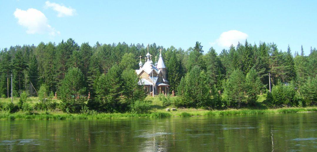 Река Мана, Красноярский край, фото