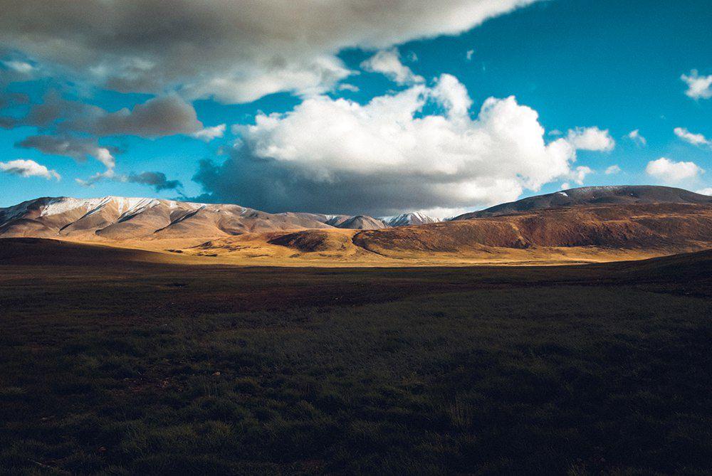 Плато Укок, Республика Алтай, фото