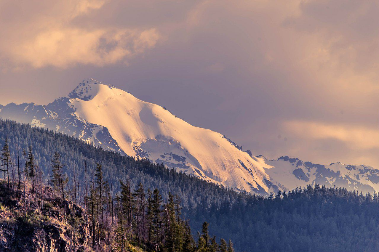 Горы, Фото