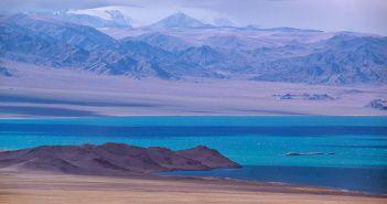 Озеро Уурэг-Нуур, Монголия,Фото