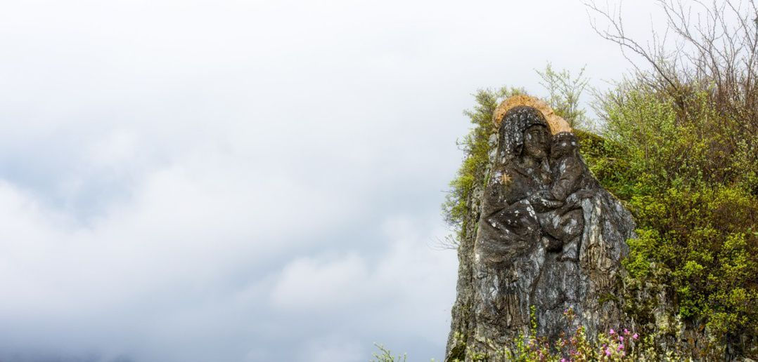 Остров Патмос, Алтай, Фото