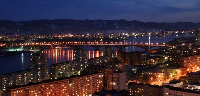 Что сфотографировать в Красноярске?