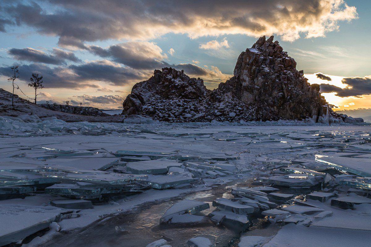 Байкал,Шаманка, фото