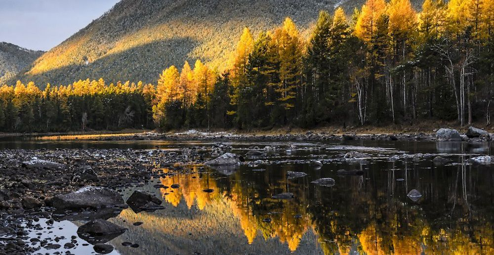 озеро Фролиха, Байкал, Фото