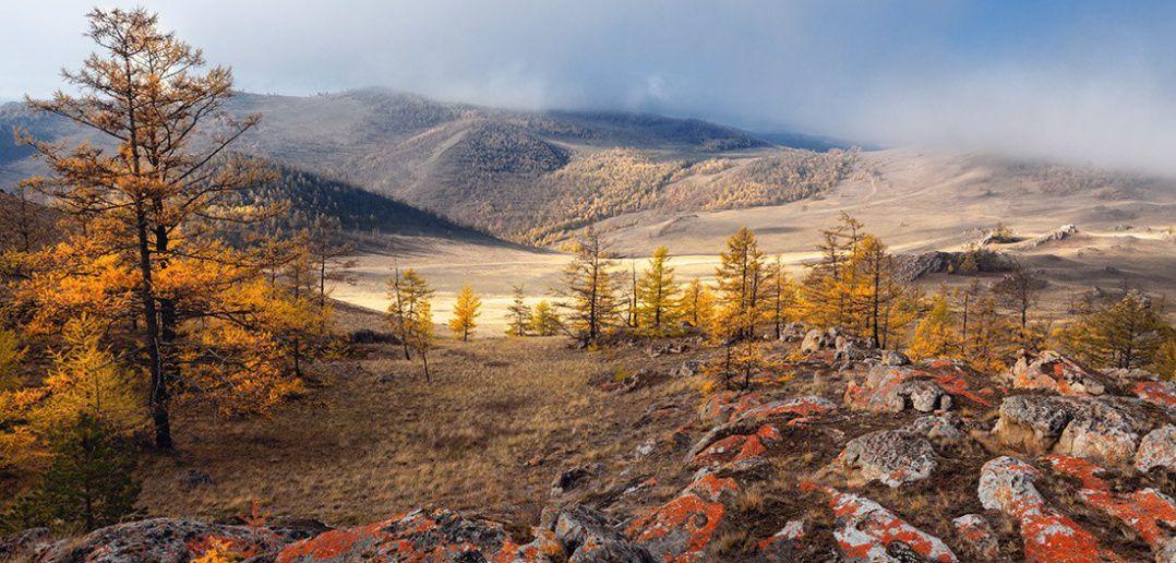Тажеранская степь, Байкал, Фото