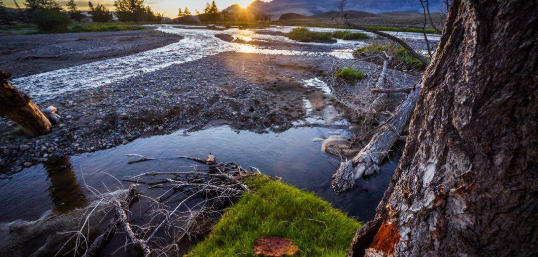 Река Каргы, Республика Тыва, фото