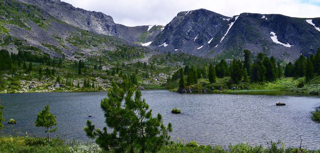 Алтай, Каракольские озера, фото