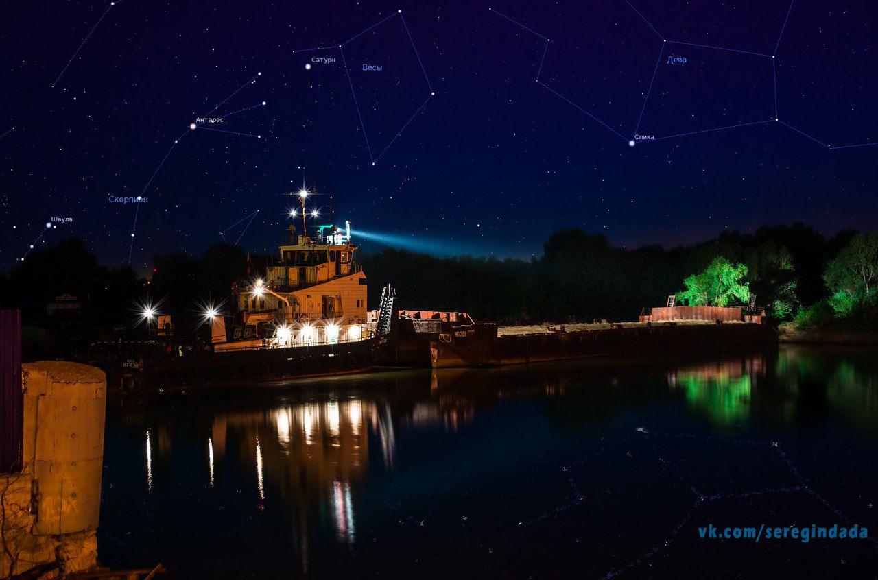 Речной порт, Омск, Фото