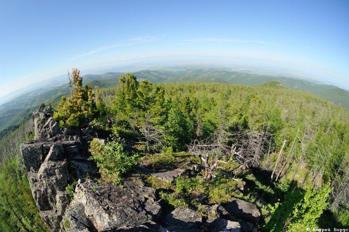 Гора Кошкулак, Хакасия, Фото