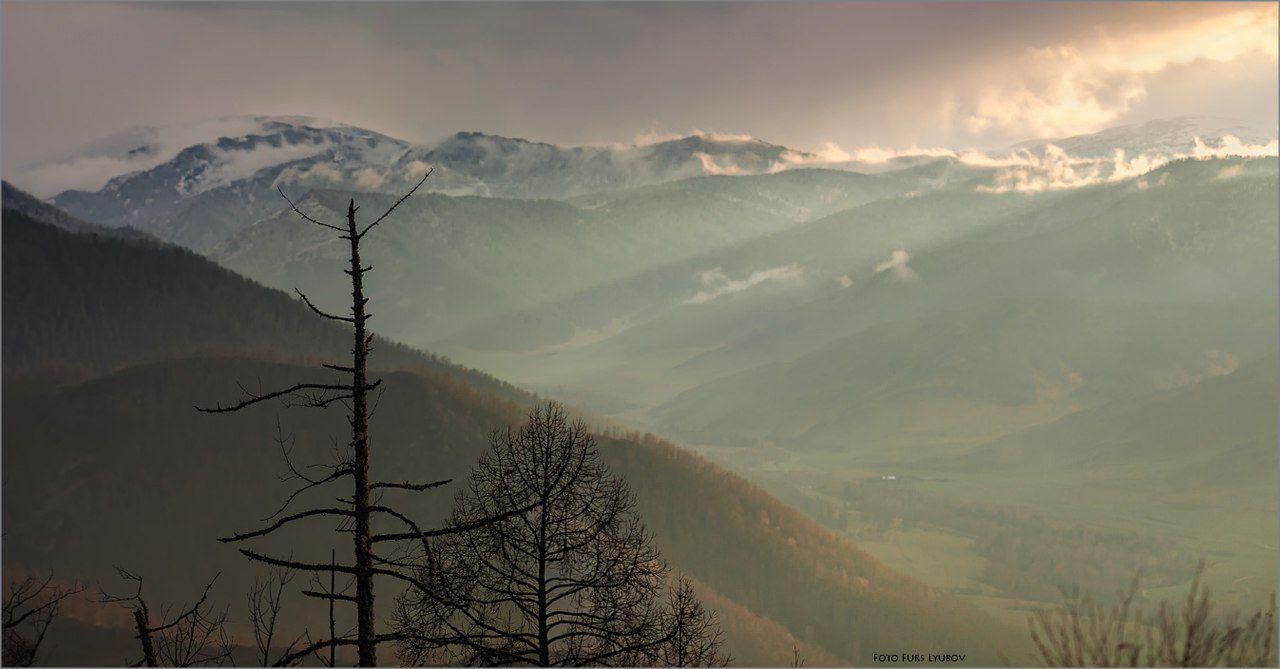 Алтай, Чуйский тракт, Перевал Чике Таман, фото