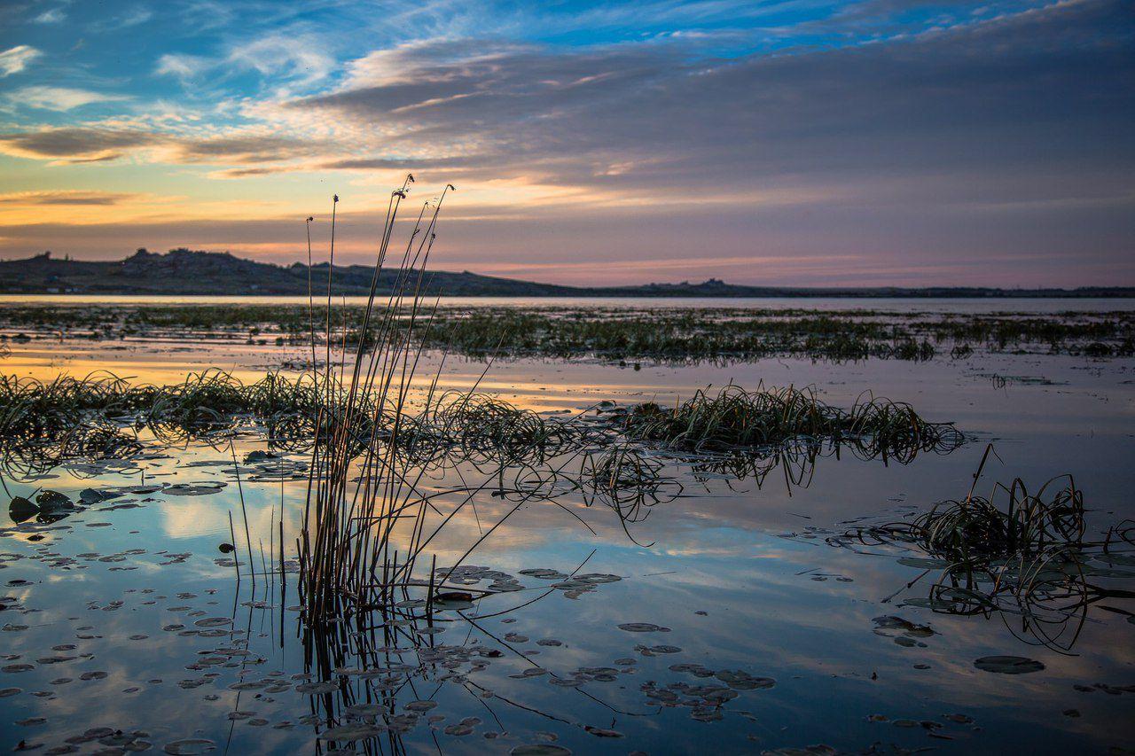 Озеро Колыванское, Алтай, Фото