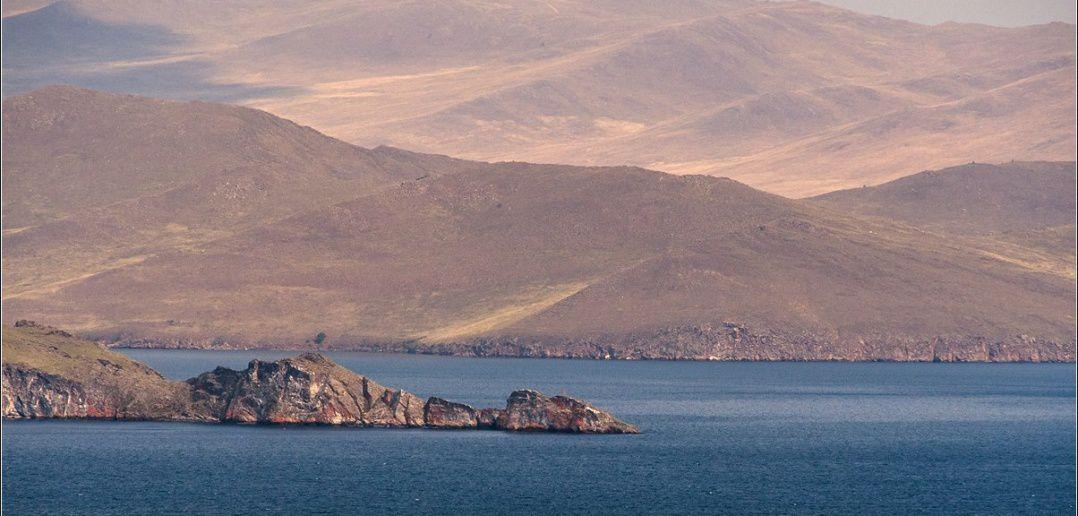 Мыс Кобылья голова, Ольхон, Байкал, фото