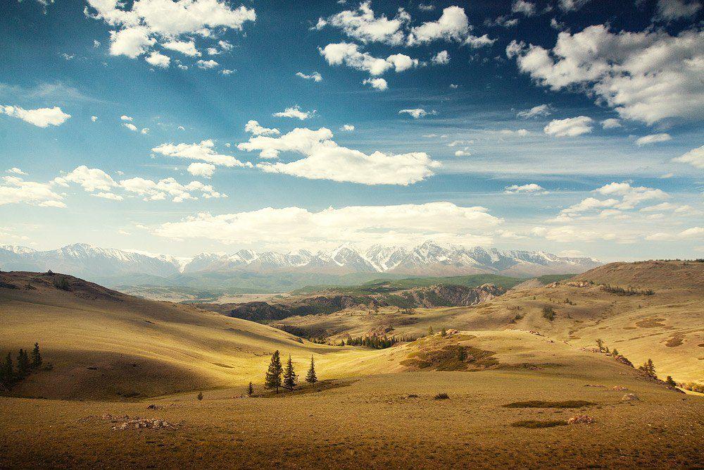 Чуйский хребет, Республика Алтай, Улаганский район, Фото