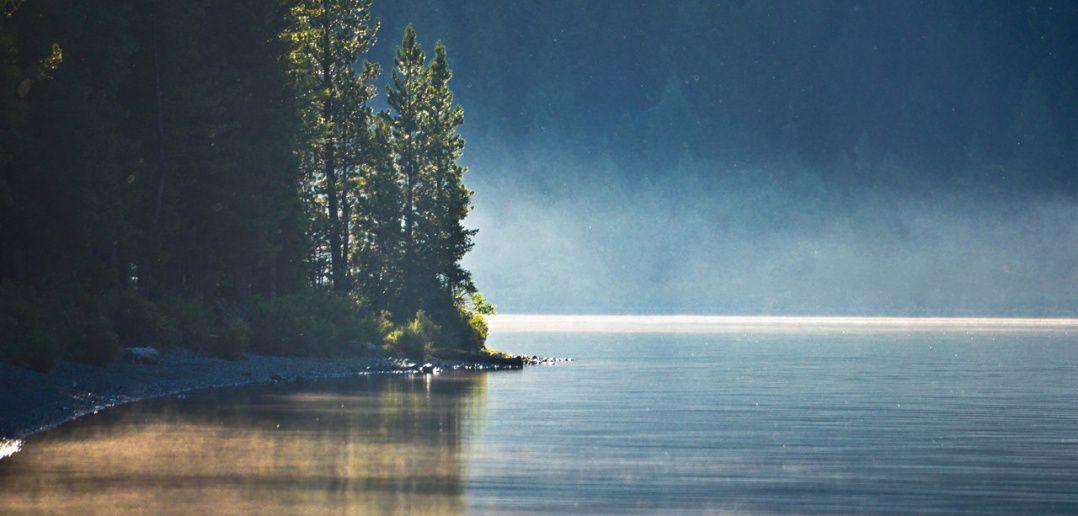 Мультинское озеро, Алтай, фото