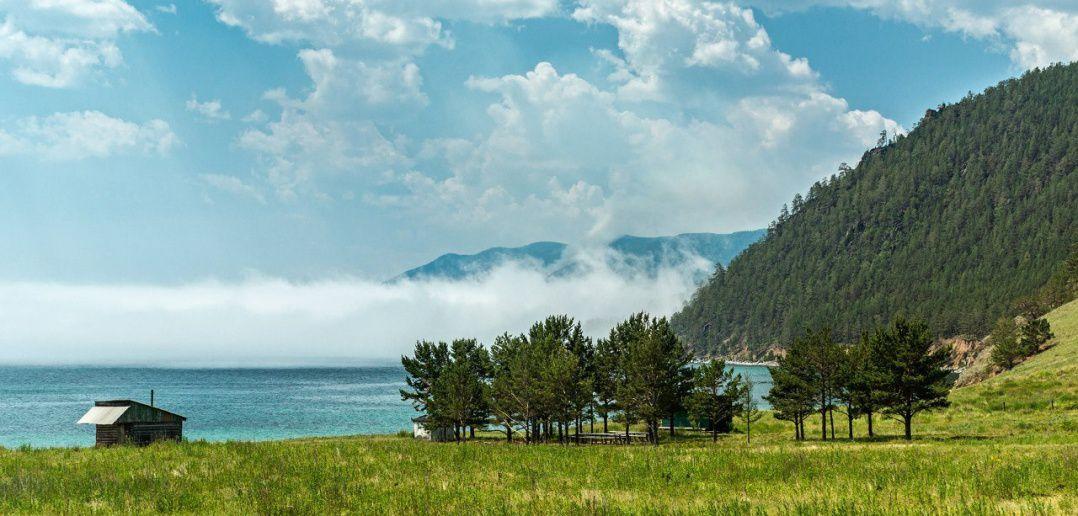 Бухта Сенная, Байкал, Фото