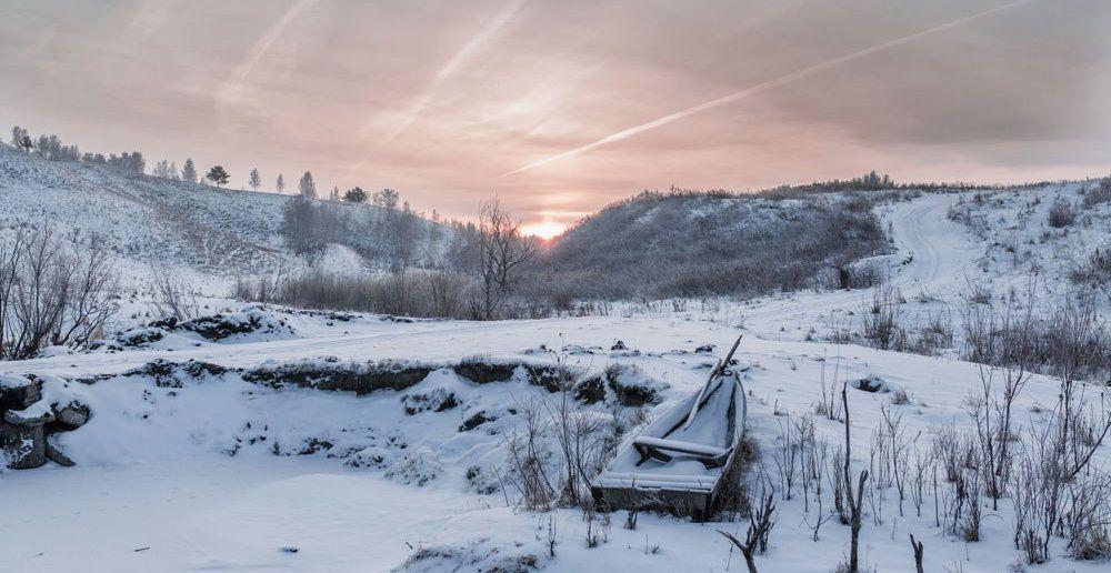 Омская область, Серебряное, Фото