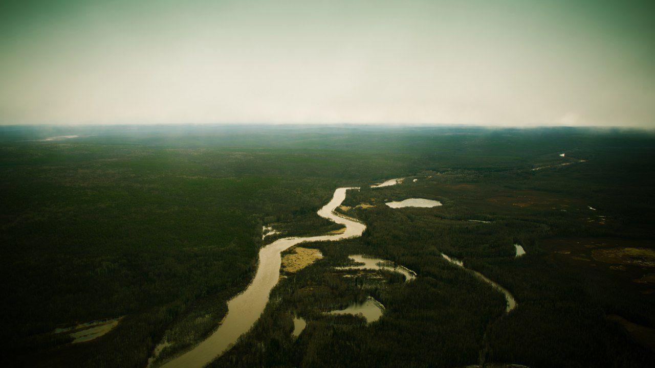 Нижняя Тунгуска, Иркутская область, фото