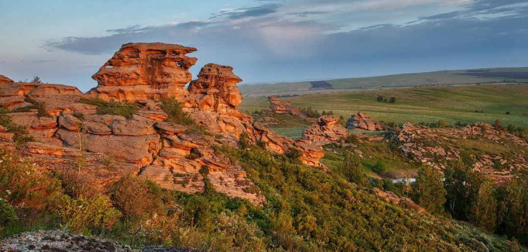 Алтайский край, Колывань, Фото