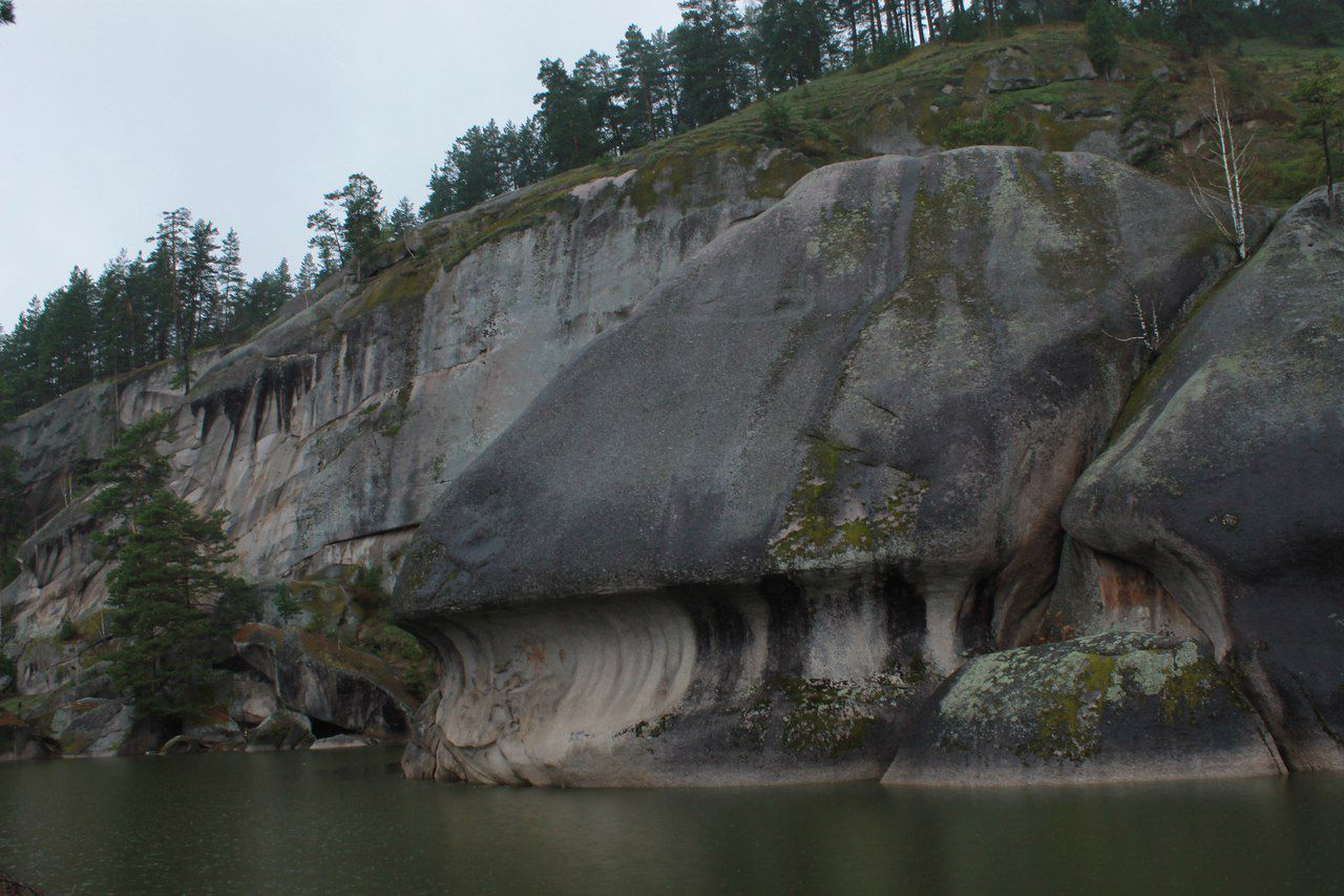 Турочак, Камень любви, фото