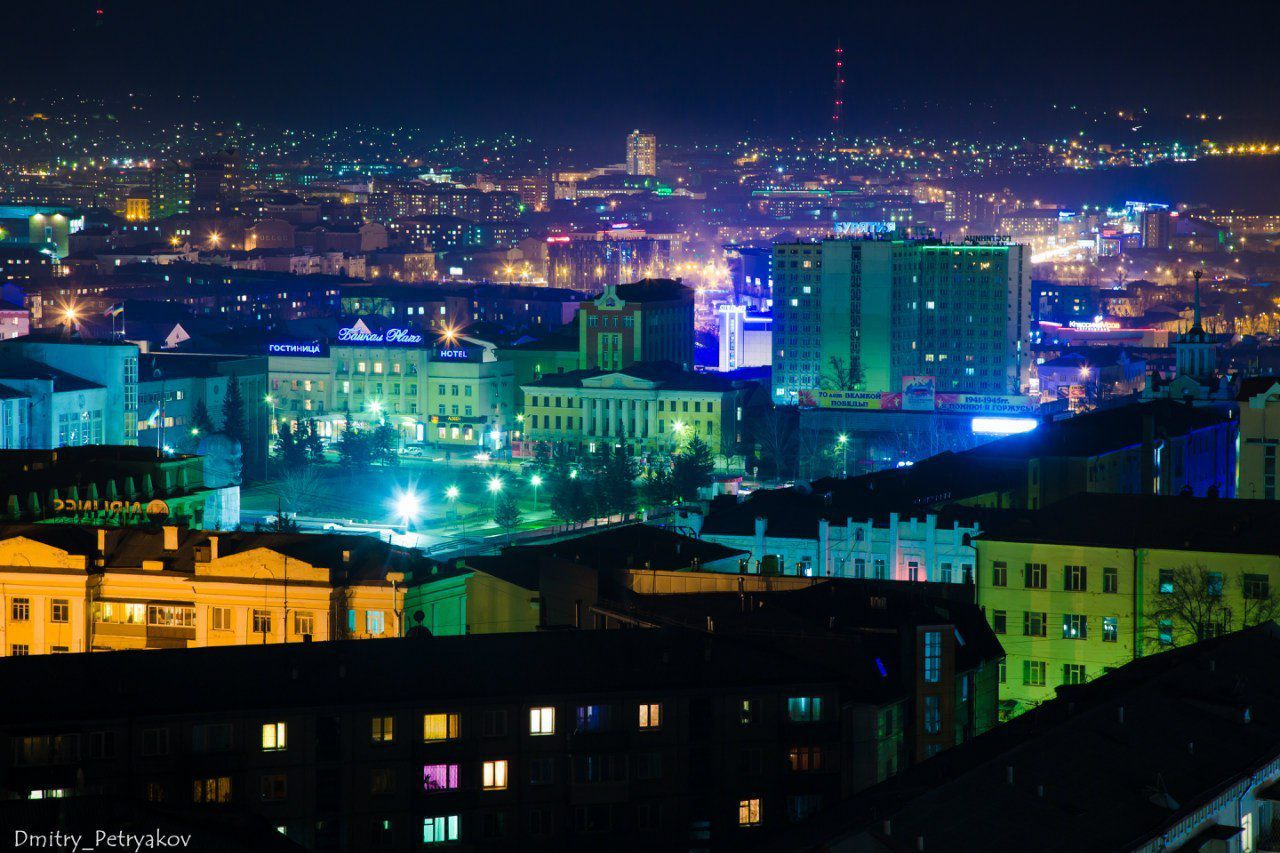 Улан-Удэ, Бурятия, Фото