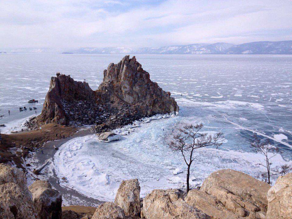 Шаманка, Байкал, фото
