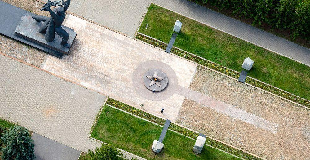 Мемориал воинам-сибирякам, Омск, Фото