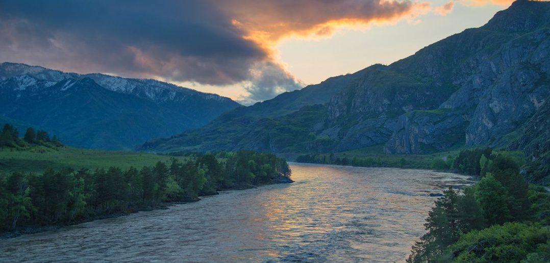 Горный Алтай, Чемал, Фото