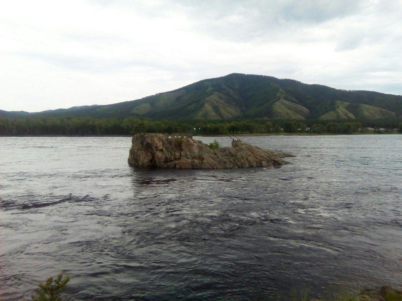 Енисей, Саяногорск, фото
