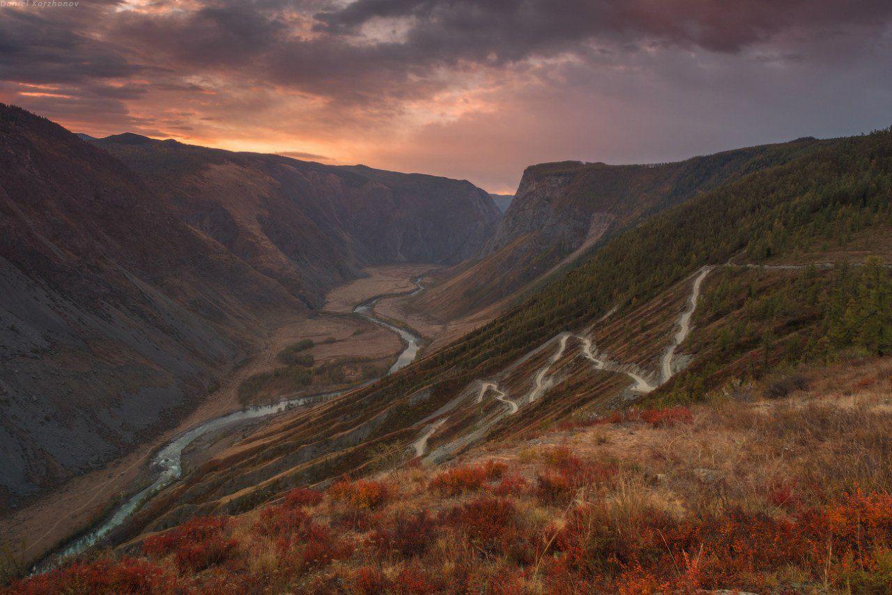 Алтай, Чулышман, Фото