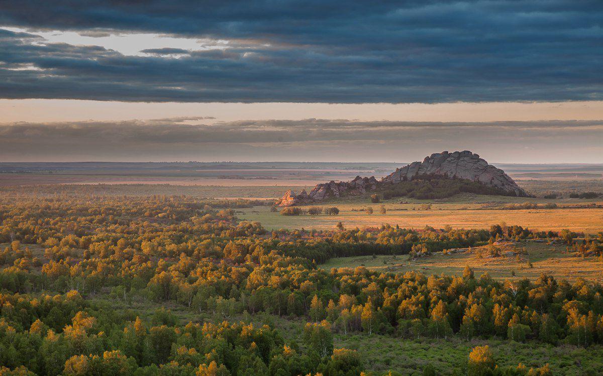 Алтайский край, Змеиногорский район, фото