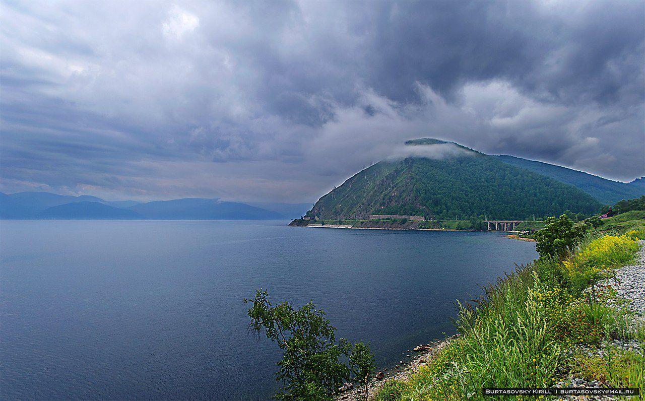 Байкал, Ангасолка, Иркутская область, Фото