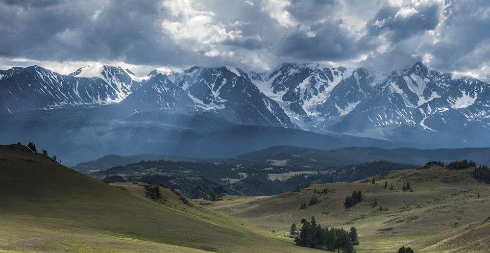 Северо-Чуйский хребет, фото, алтай