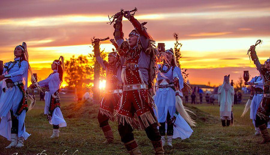 Якутия, праздник Ысыах, Фото