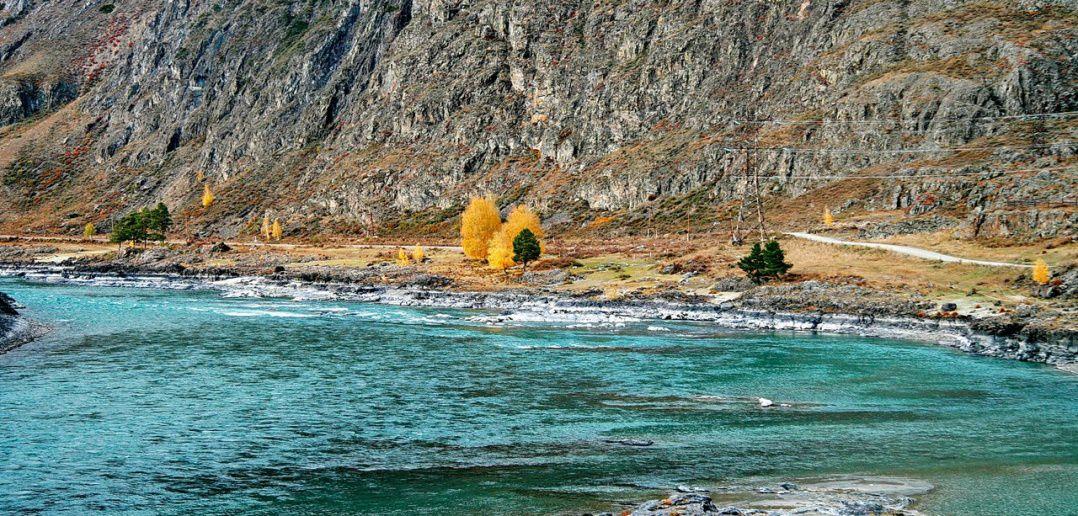 Катунь, Республика Алтай, фото