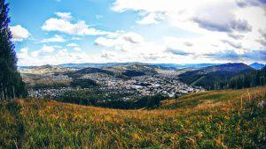 Горно-Алтайск, Белокуриха, Чемал, фото