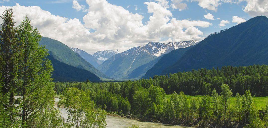 Тюнгур, с.Катанда, Республика Алтай, фото