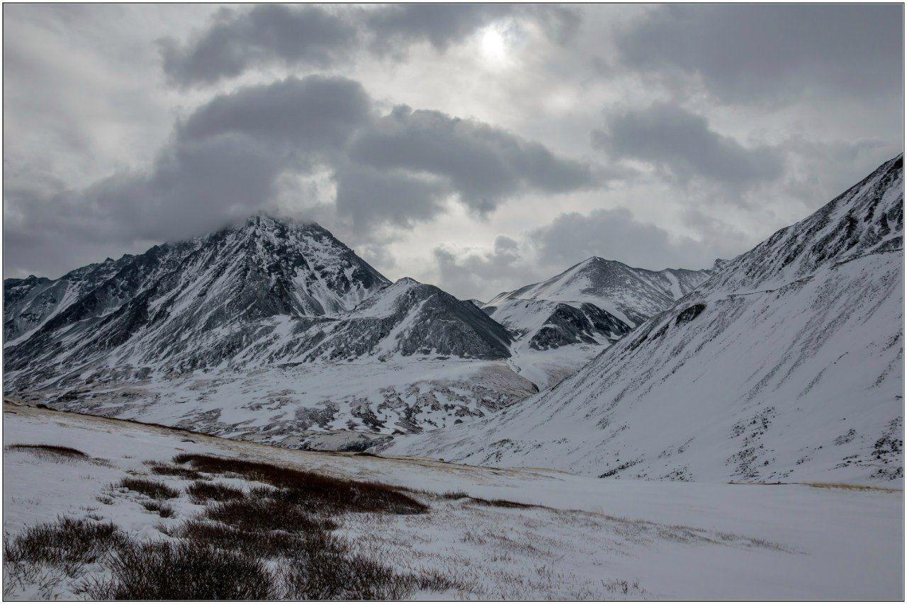 Южно-Чуйский хребет, Алтай, Фото