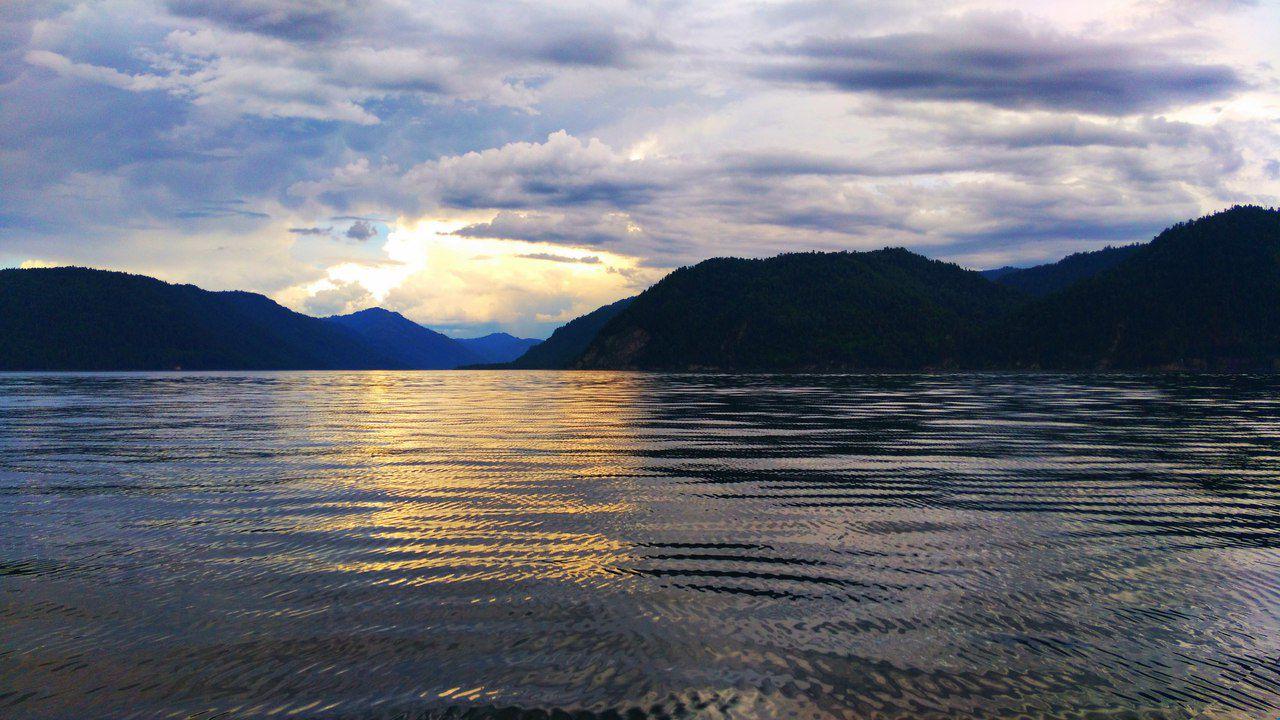 Телецкое озеро, фото