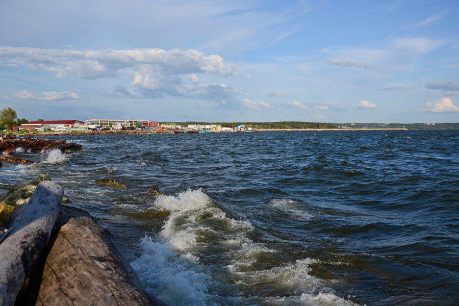 Обское водохранилище, Новосибирск, фото