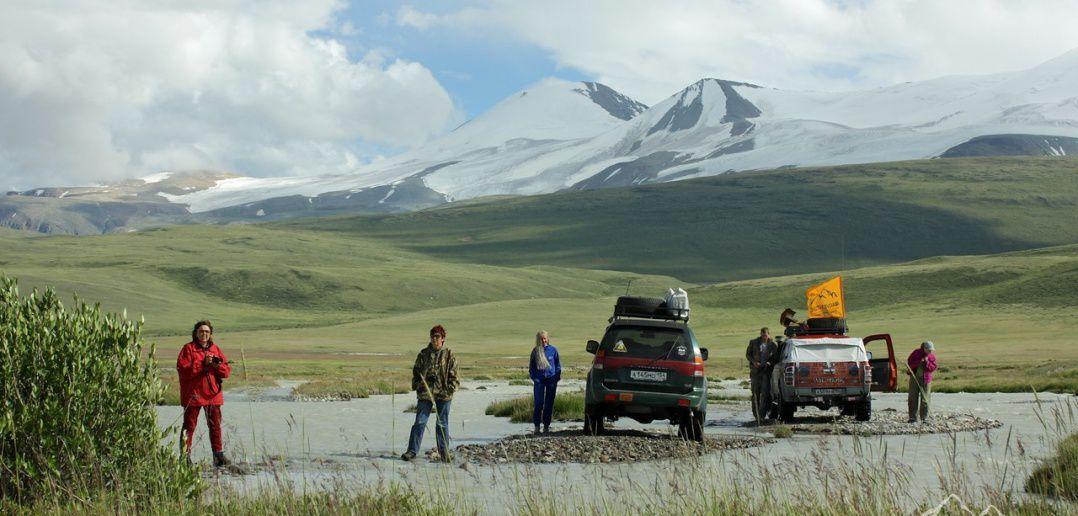 Горный Алтай, плато Укок, Фото