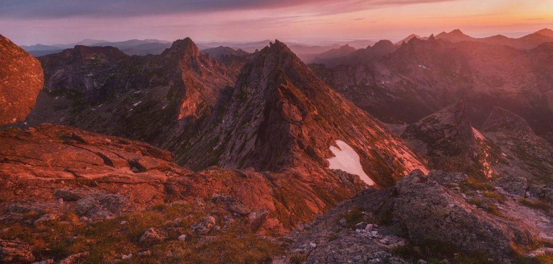 Ергаки, перевал Птица, Фото