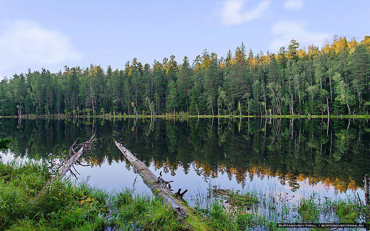 Теплые озера, Байкал, Иркутская область, Фото