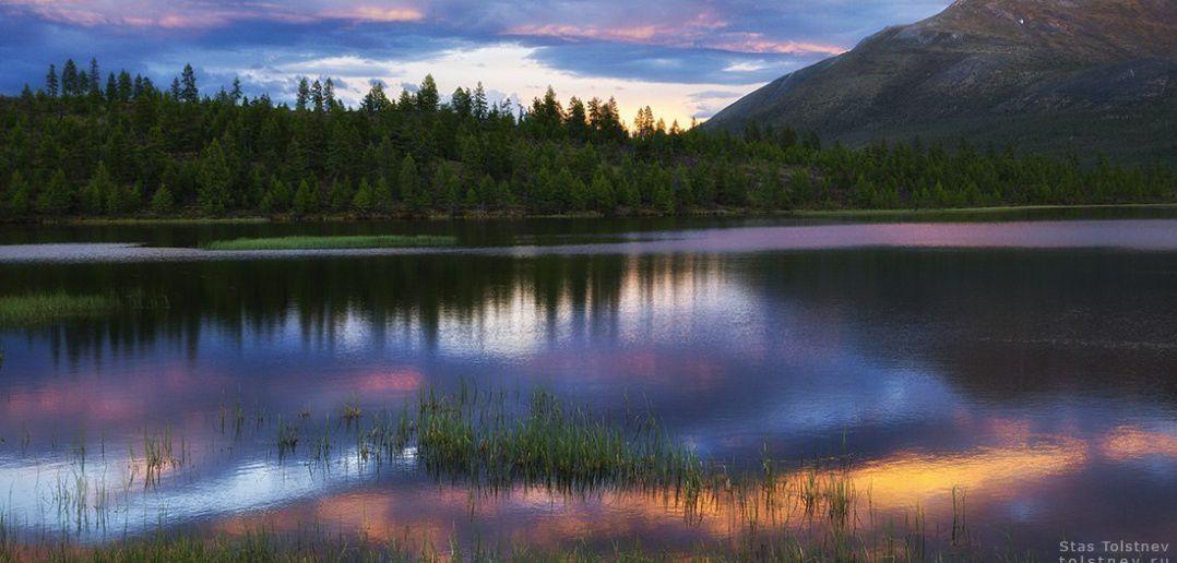 Озеро Ильчир, Фото
