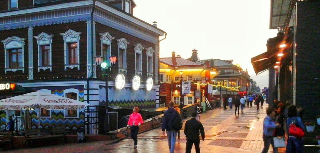Иркутск, 130-й квартал, фото