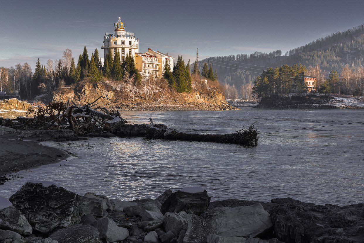 Катунь, Фото