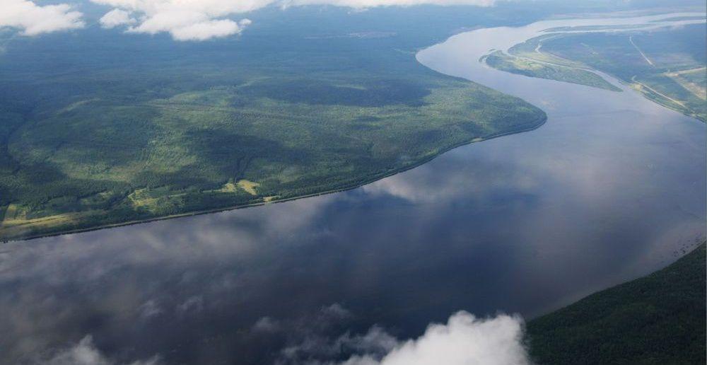Река, Ангара, фото