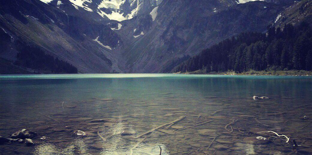 Алтай, Мультинские озера, фото