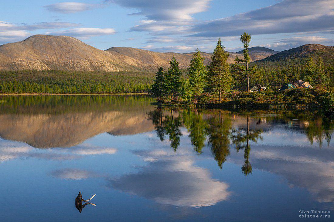 Озеро Ильчир, Бурятия, Фото
