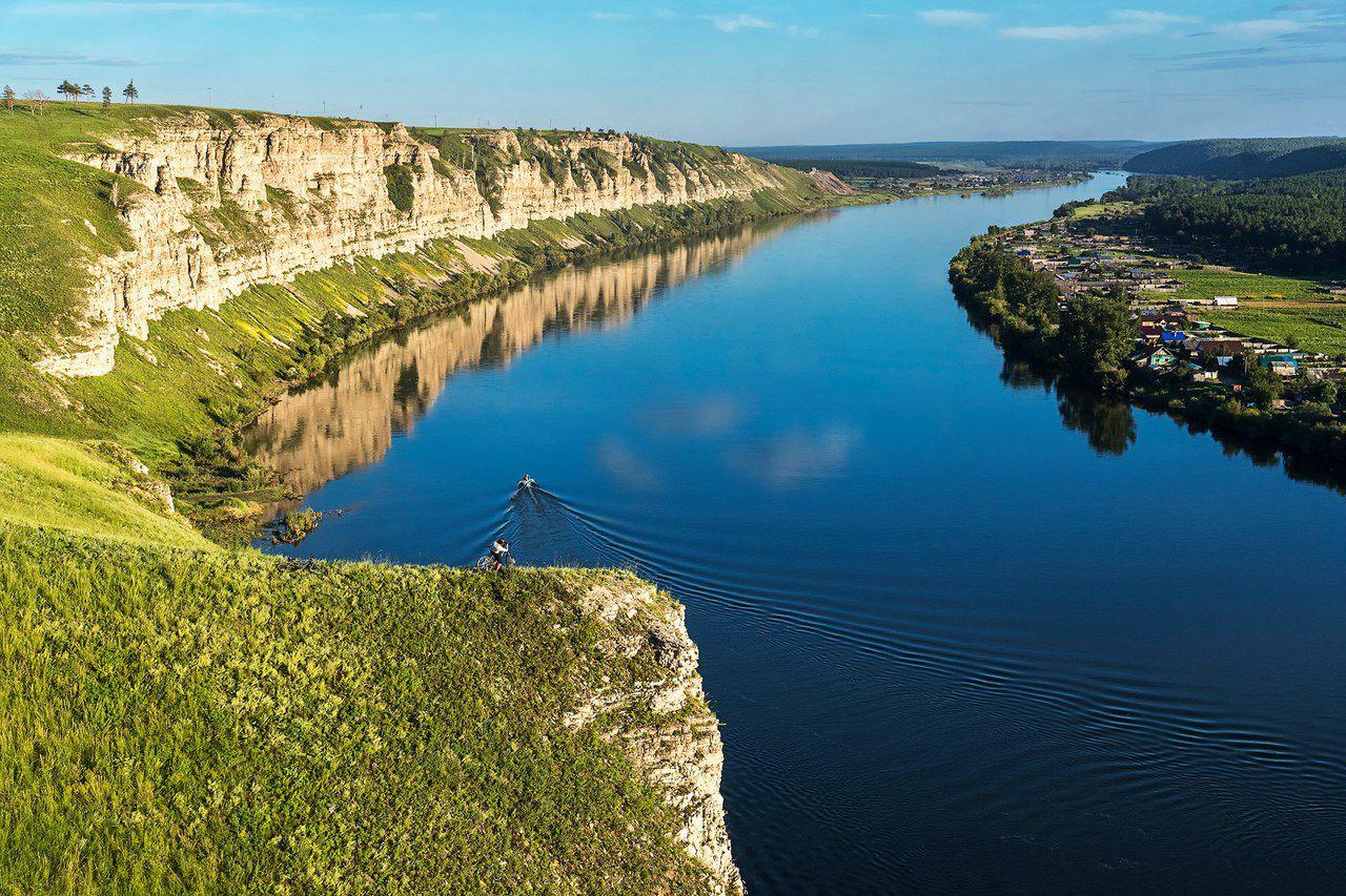 Белая, Иркутская область, приток Ангары, Фото
