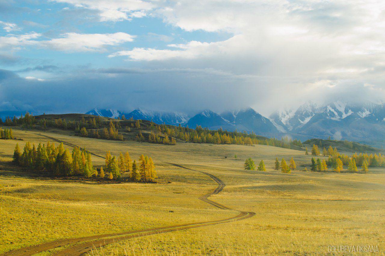 Алтай, Северо-Чуйский хребет, фото
